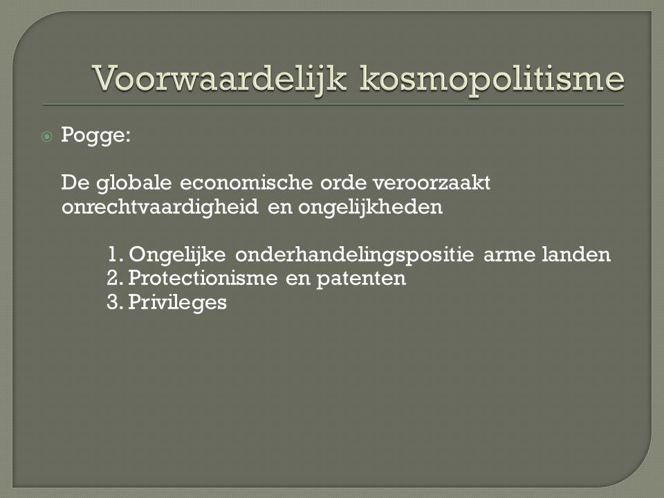 Voorwaardelijk kosmopolitisme