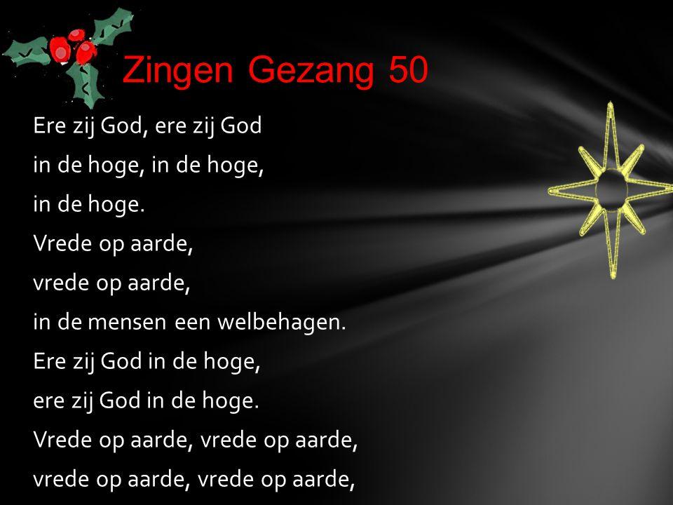 Zingen Gezang 50