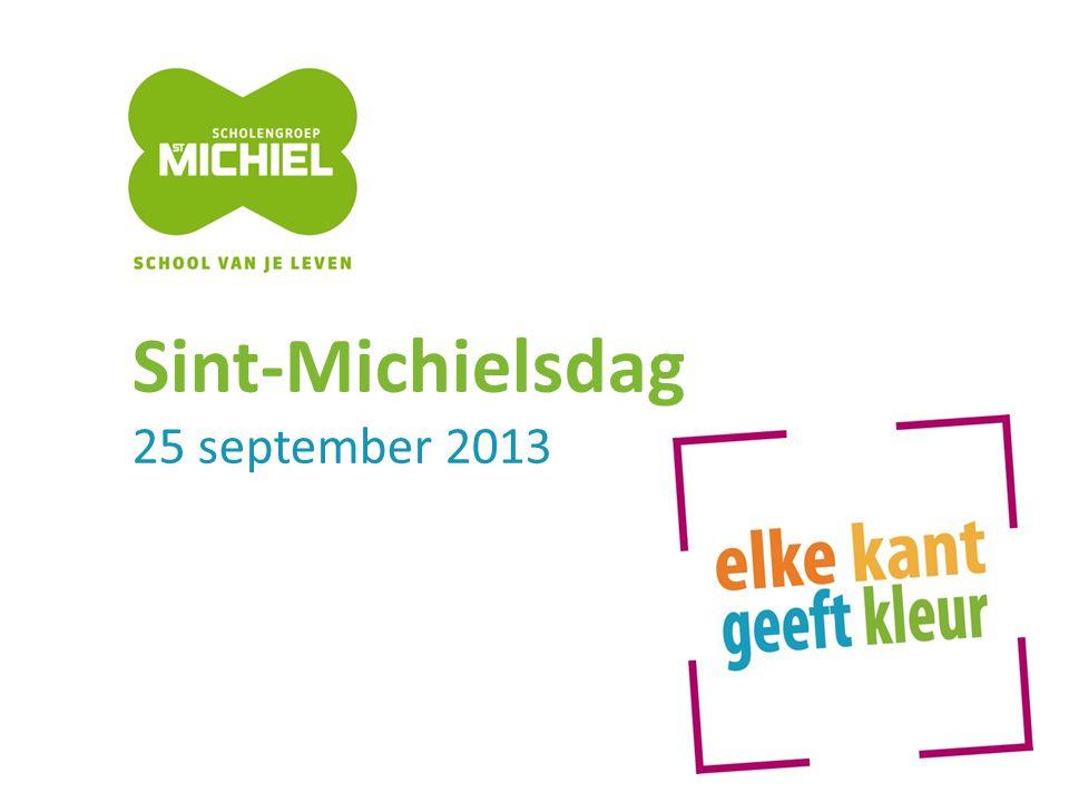 Sint-Michielsdag 25 september 2013