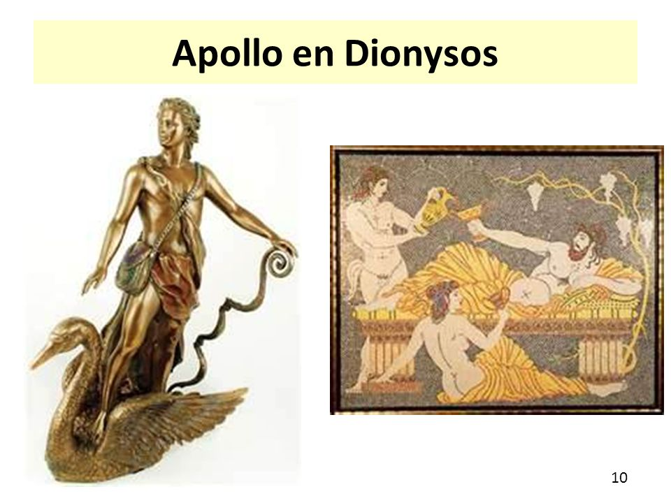 Apollo en Dionysos 10