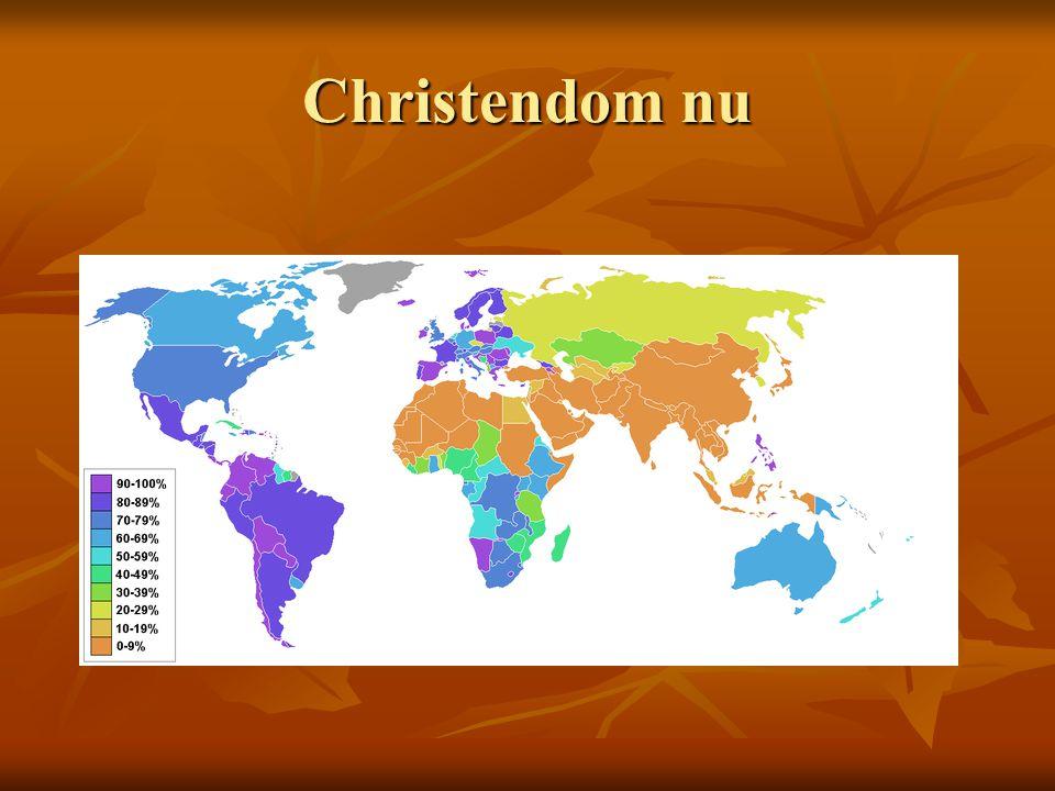 Christendom nu