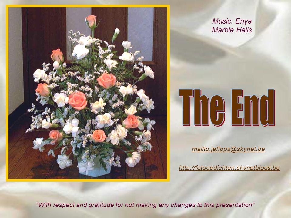 Music: Enya Marble Halls