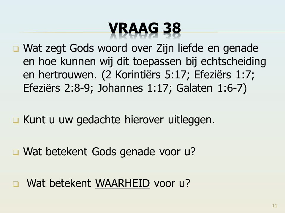 Vraag 38