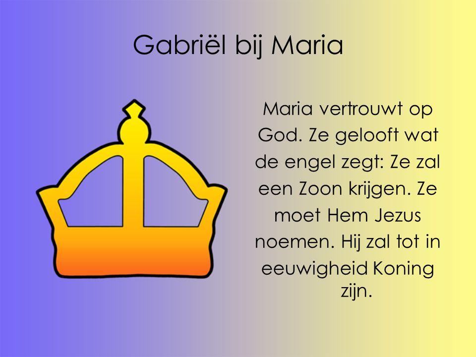 eeuwigheid Koning zijn.