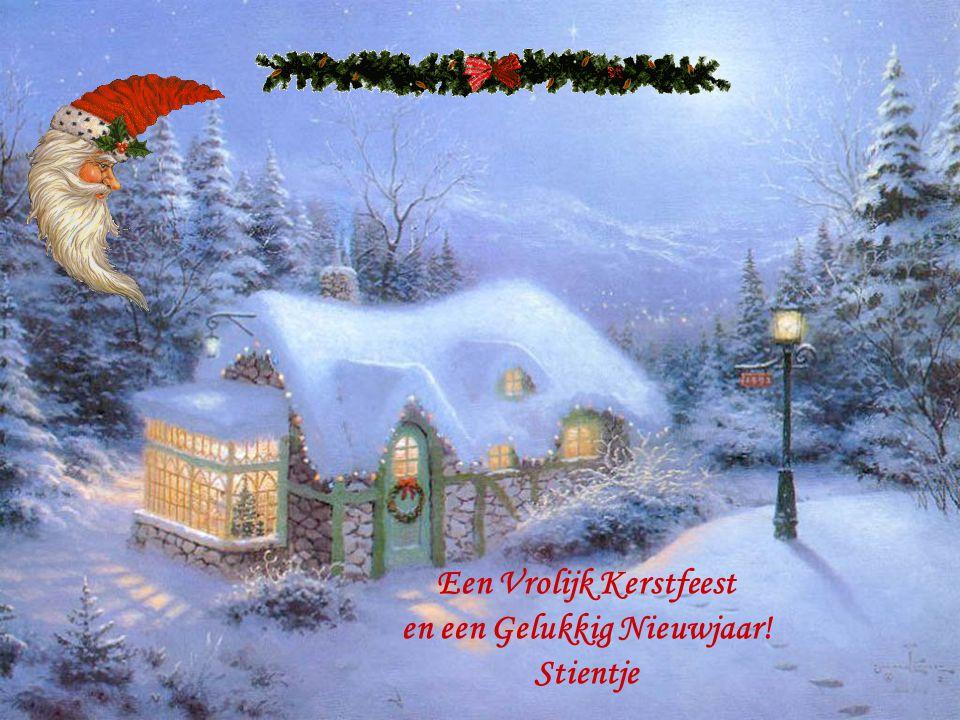 Een Vrolijk Kerstfeest en een Gelukkig Nieuwjaar!