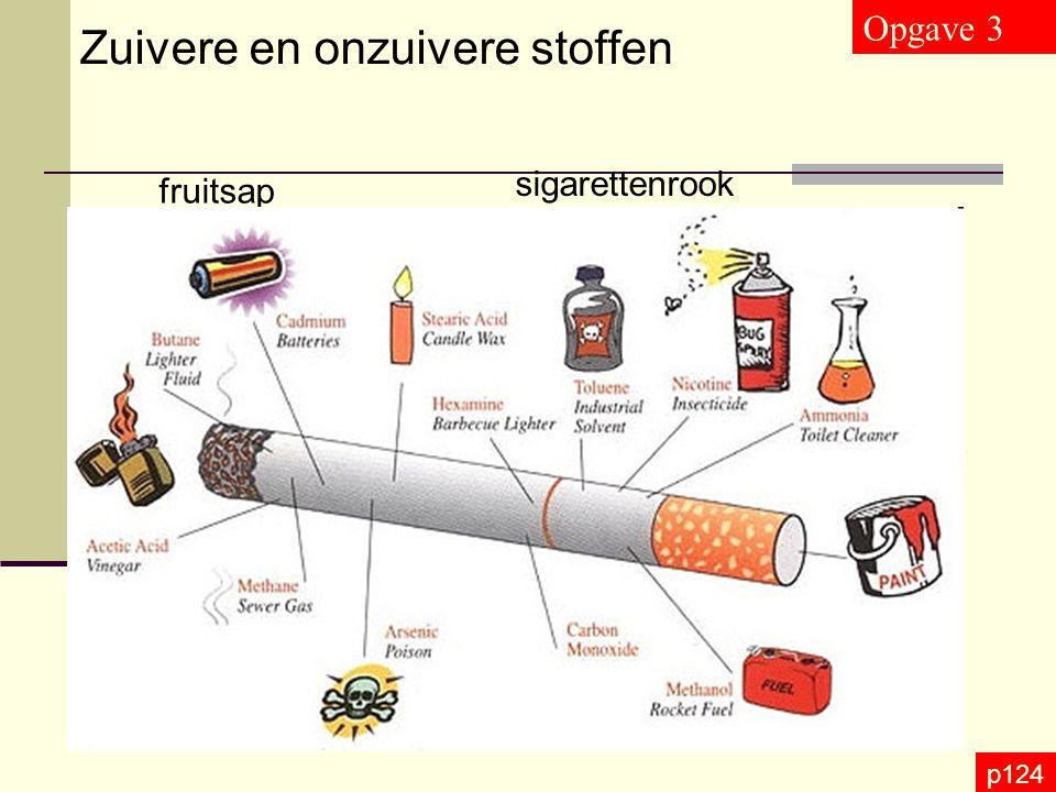 Zuivere en onzuivere stoffen