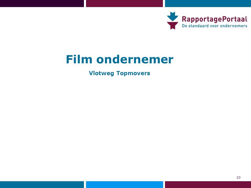 Film ondernemer Vlotweg Topmovers Brantjes Veerman 10
