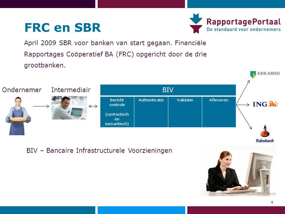Bericht controle (syntactisch en semantisch)