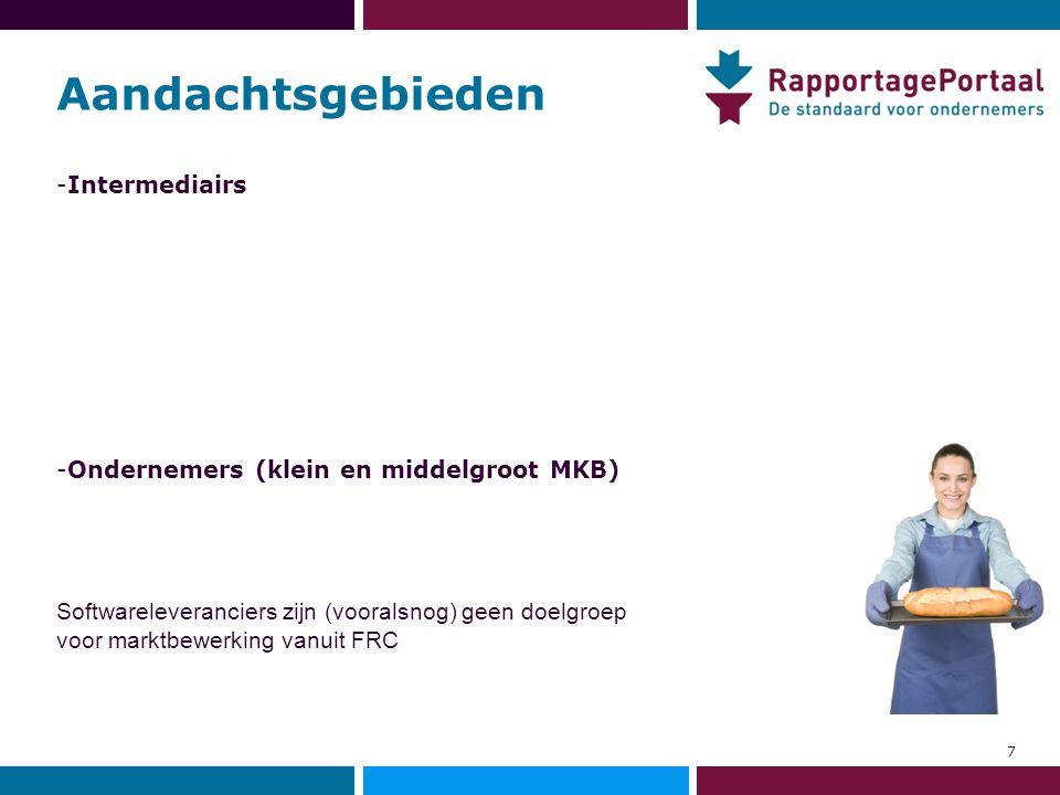 Aandachtsgebieden Intermediairs Ondernemers (klein en middelgroot MKB)