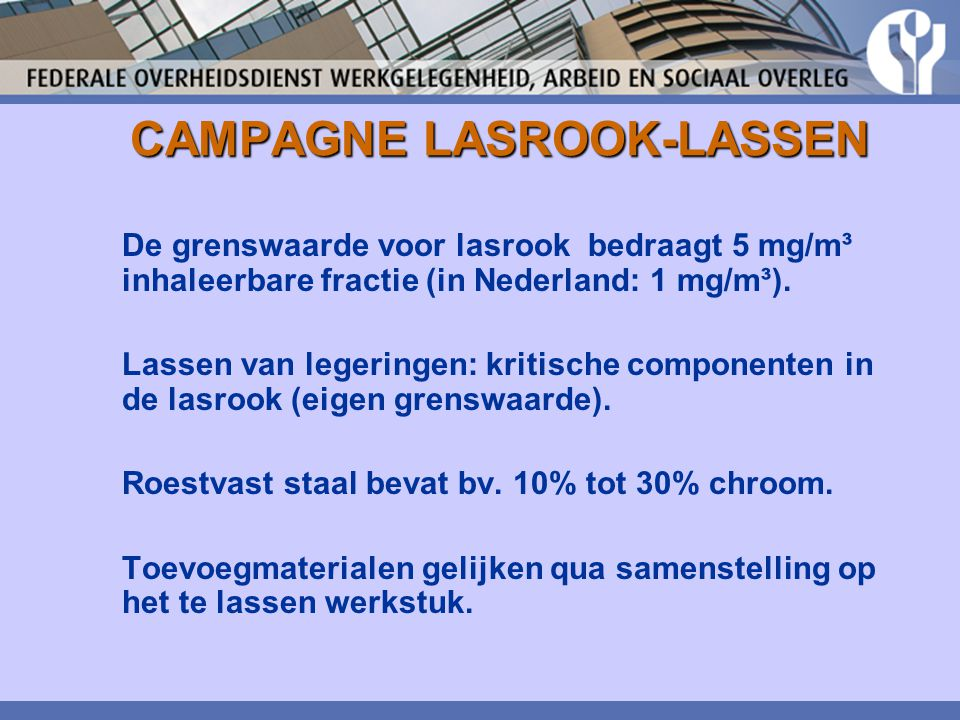 CAMPAGNE LASROOK-LASSEN