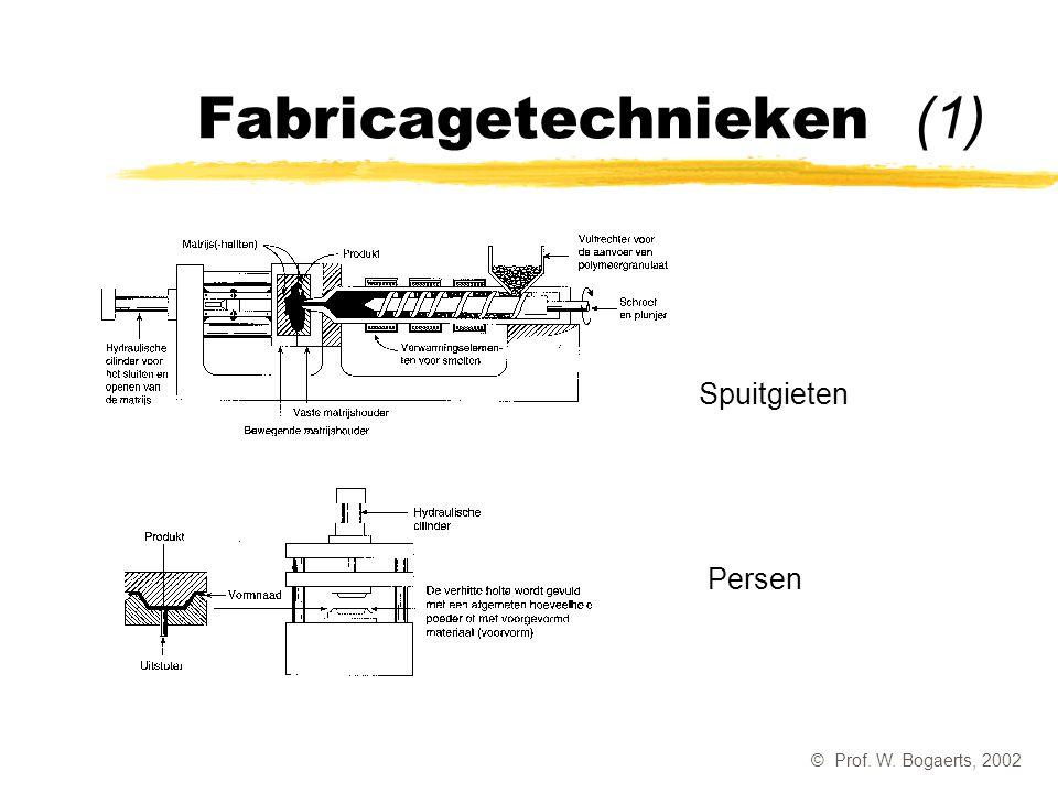 Fabricagetechnieken (1)