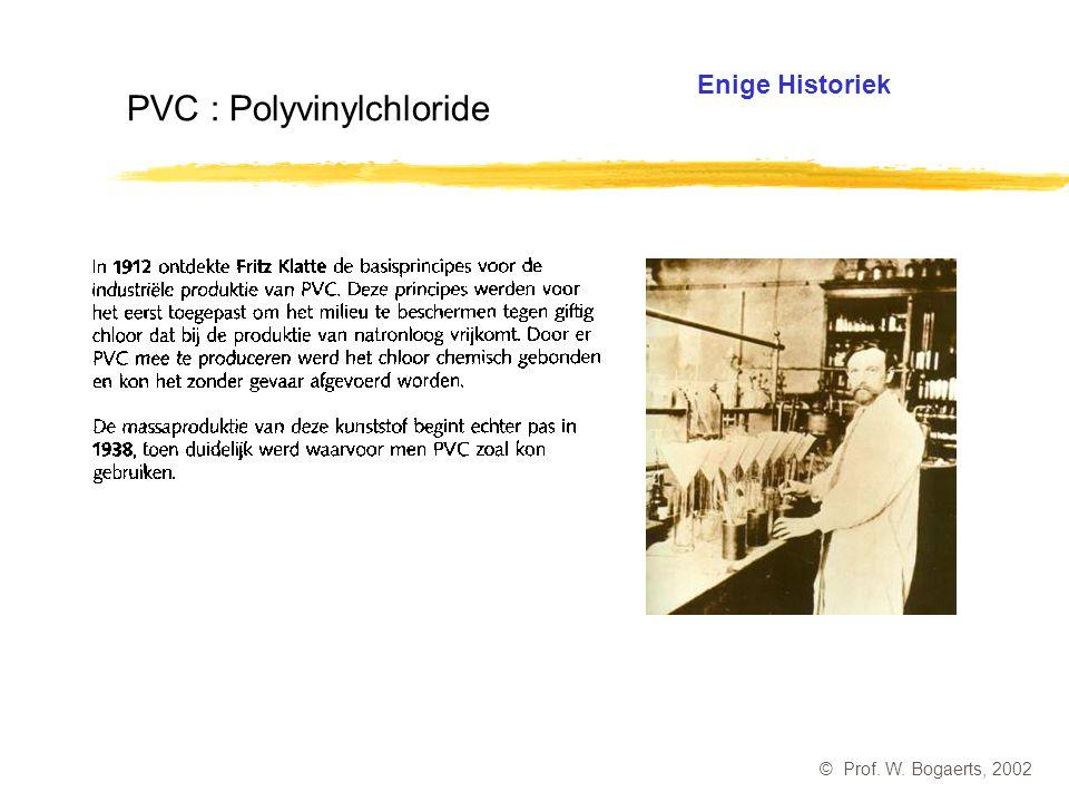 PVC : Polyvinylchloride