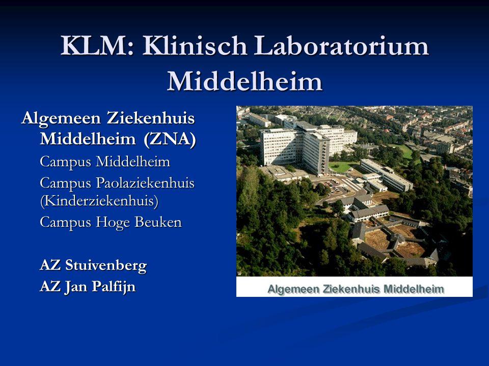 KLM: Klinisch Laboratorium Middelheim