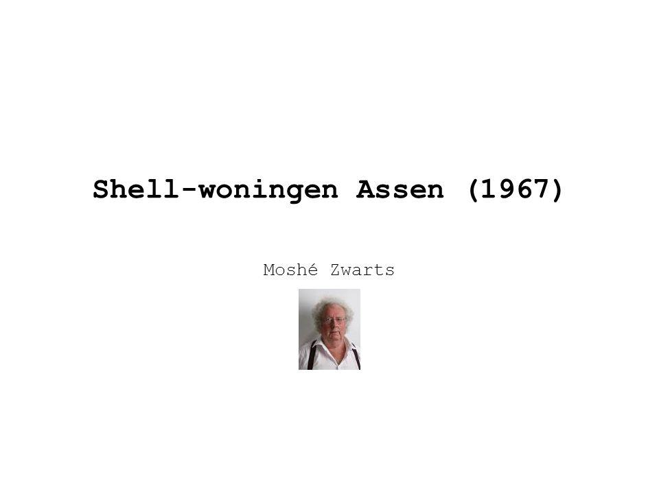 Shell-woningen Assen (1967)