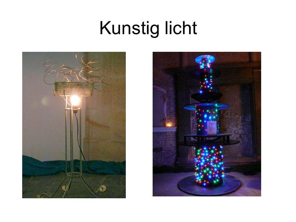 Kunstig licht