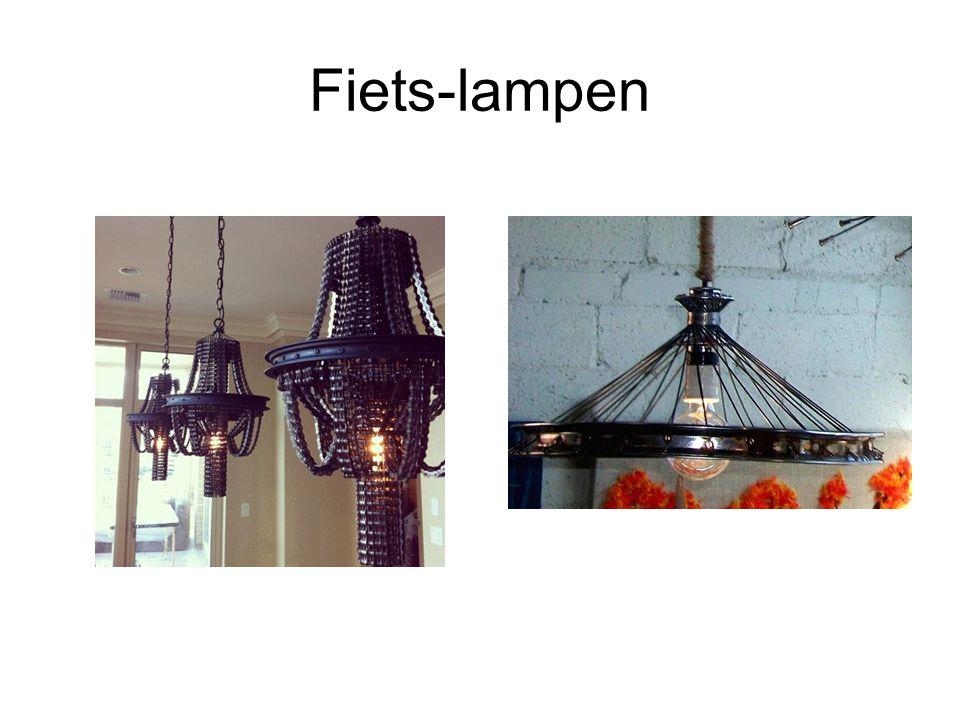 Fiets-lampen