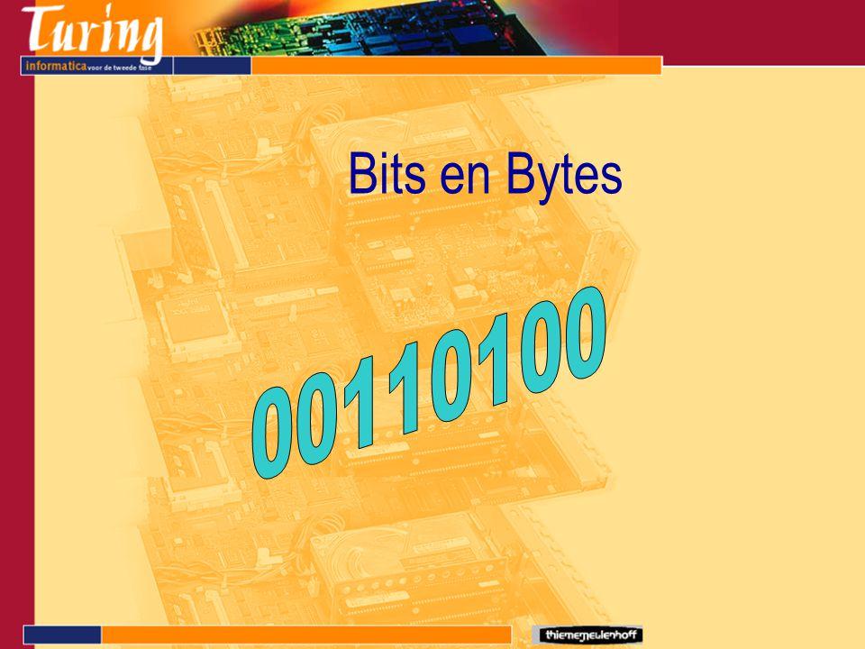 Bits en Bytes 00110100