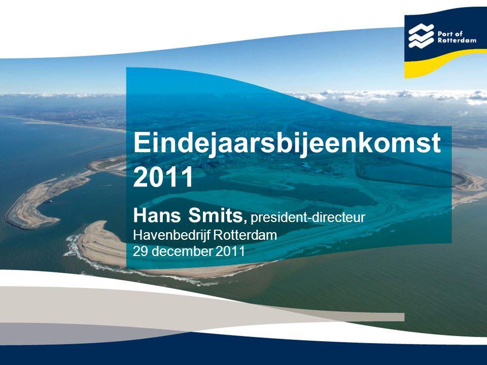 Eindejaarsbijeenkomst 2011