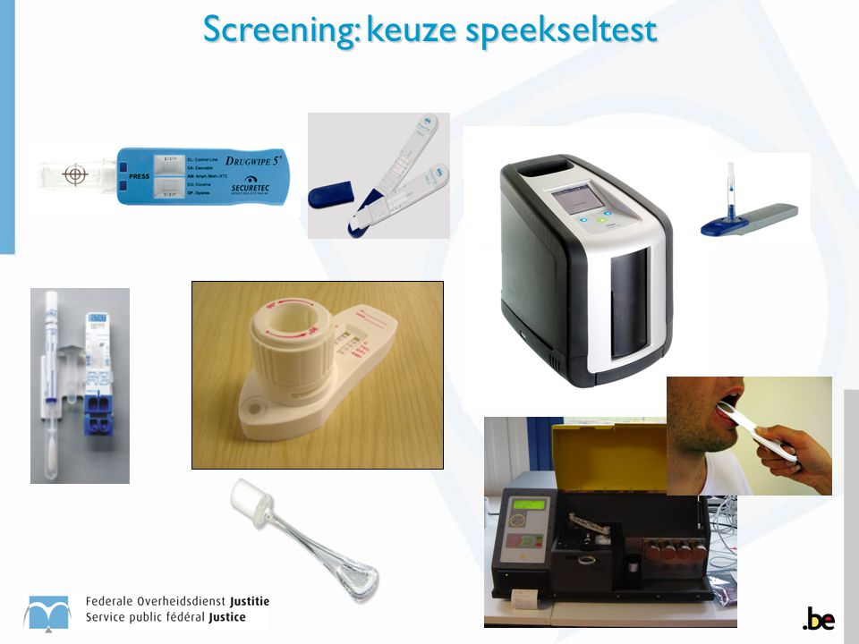 Screening: keuze speekseltest
