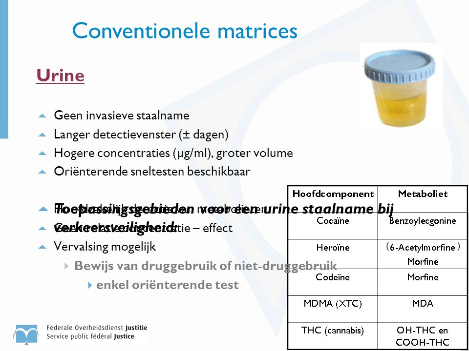 Conventionele matrices