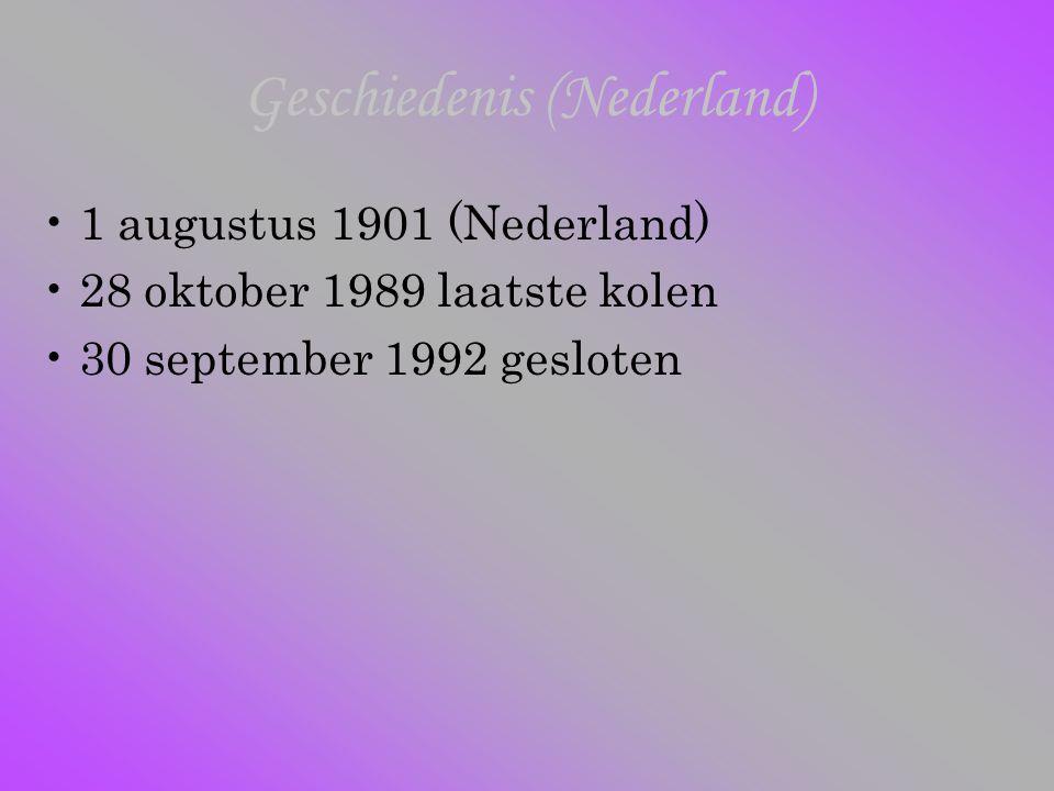 Geschiedenis (Nederland)