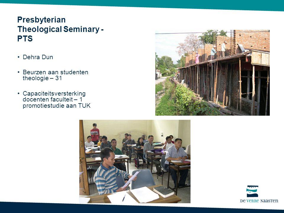 Presbyterian Theological Seminary - PTS