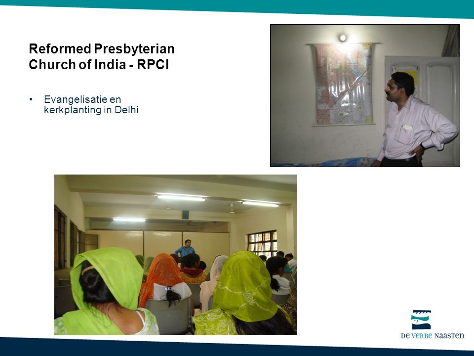 Reformed Presbyterian Church of India - RPCI