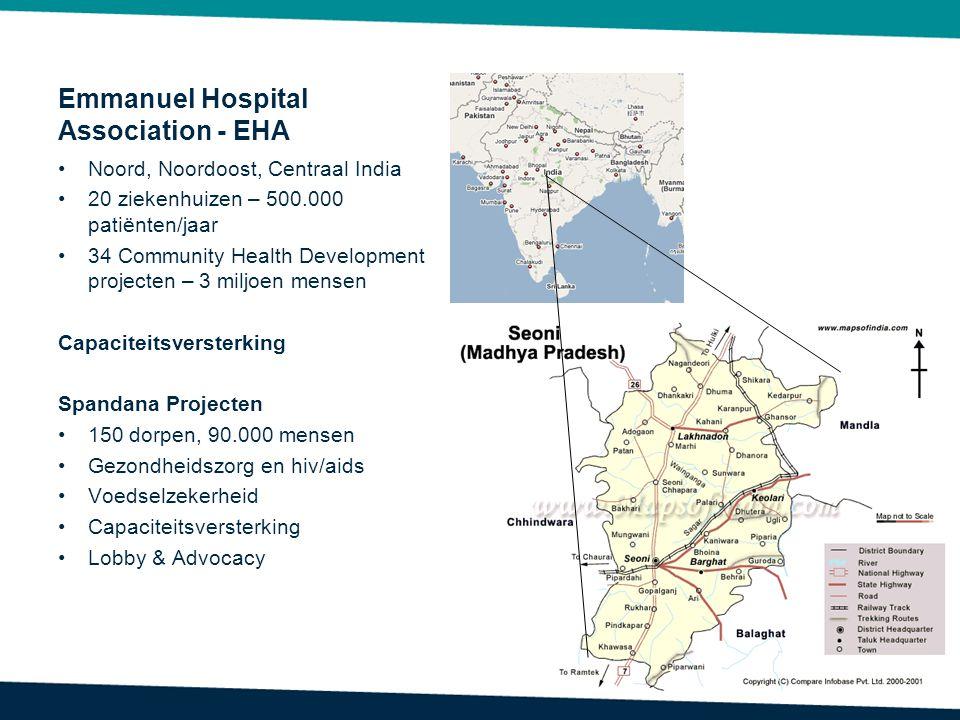 Emmanuel Hospital Association - EHA