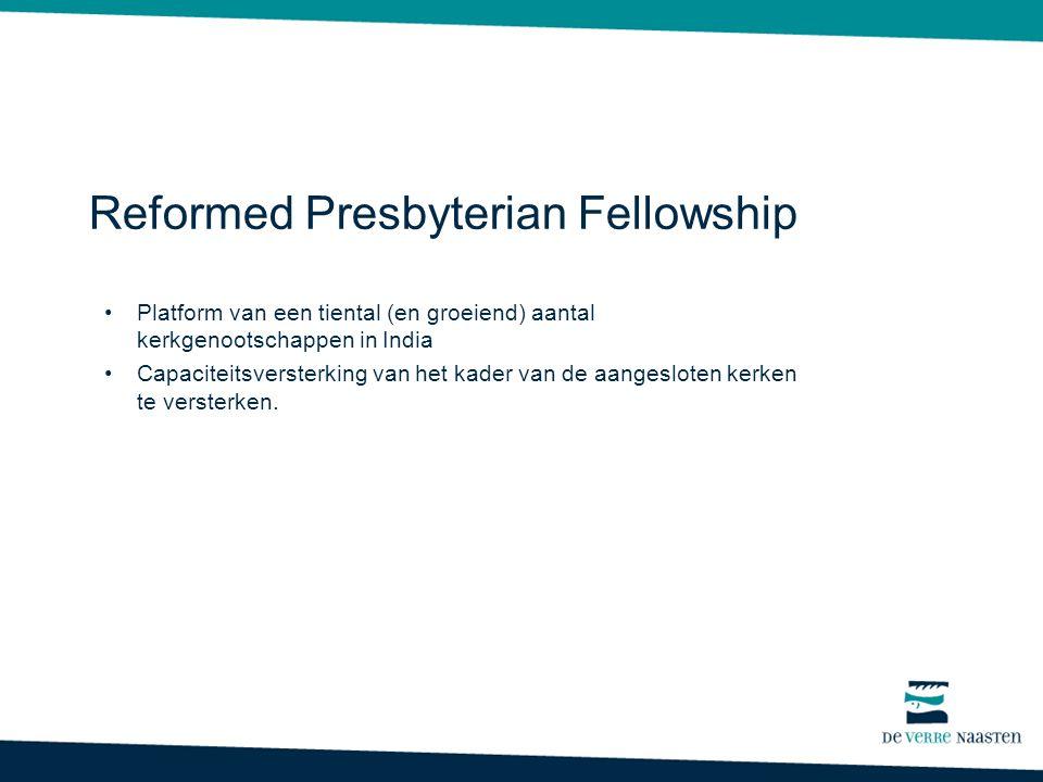 Reformed Presbyterian Fellowship