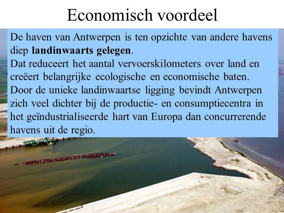 Economisch voordeel