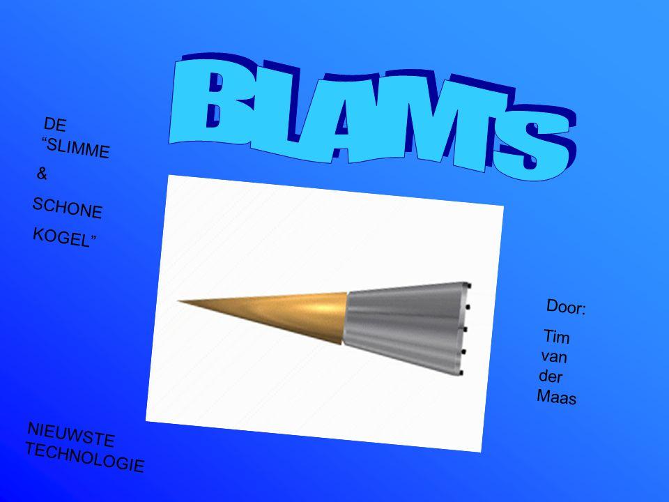 BLAM s DE SLIMME & SCHONE KOGEL Door: Tim van der Maas