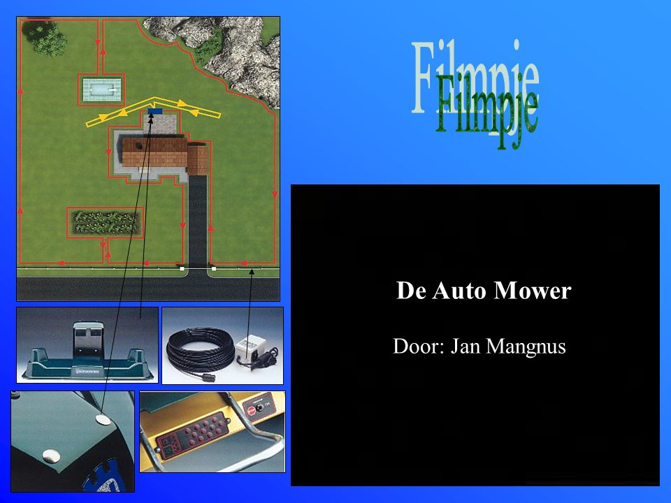 Filmpje De Auto Mower Door: Jan Mangnus