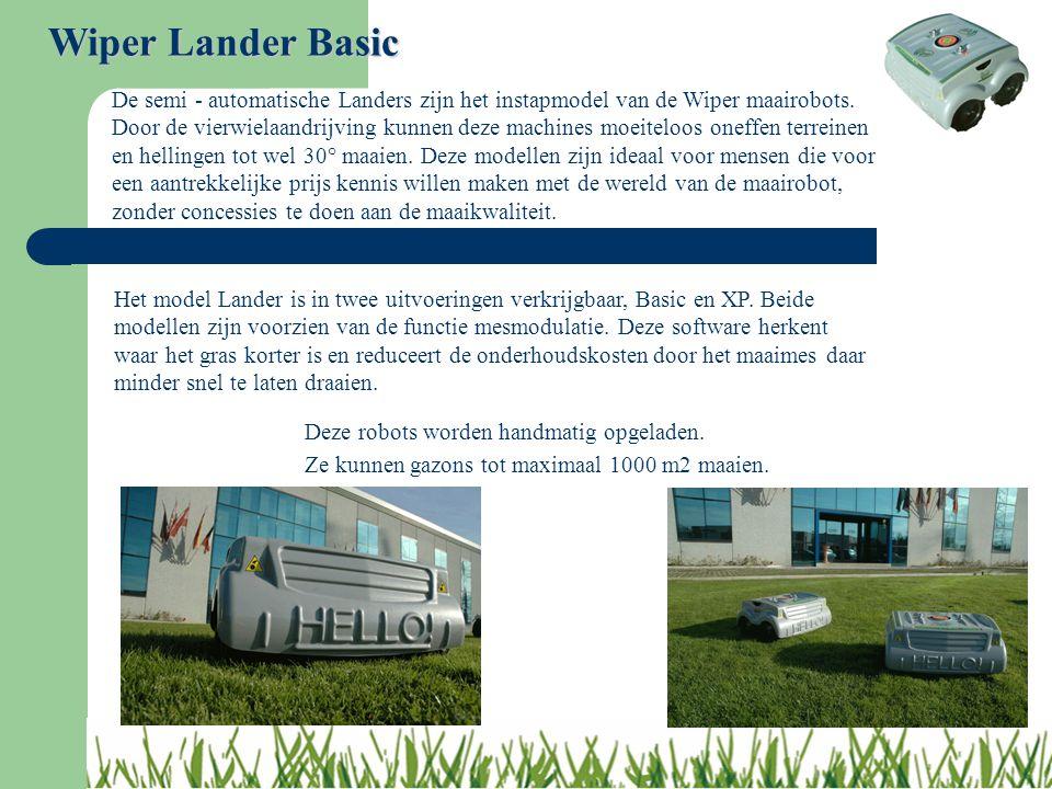 Wiper Lander Basic