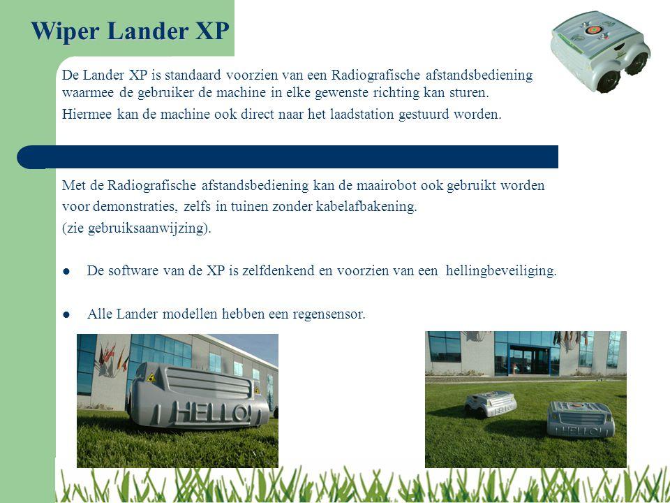 Wiper Lander XP