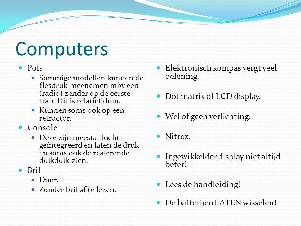 Computers Pols Console Bril Elektronisch kompas vergt veel oefening.