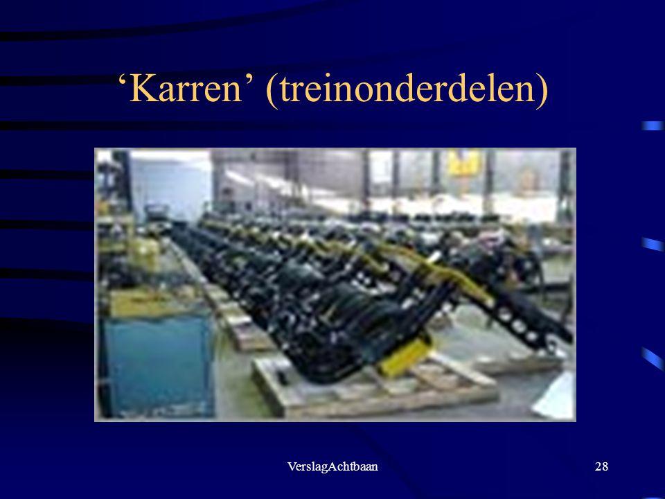 'Karren' (treinonderdelen)