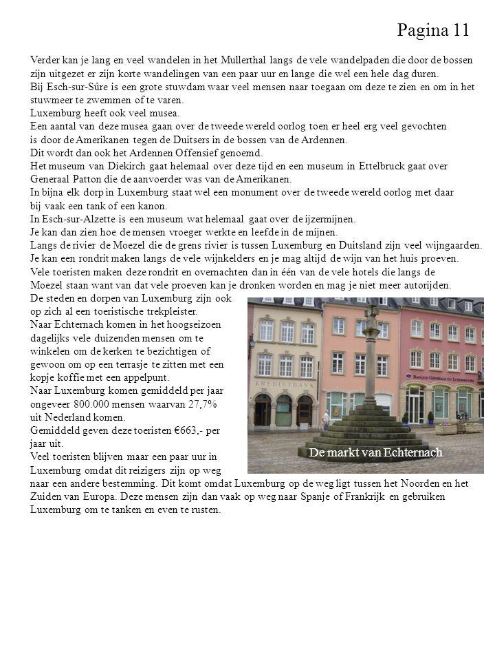 Pagina 11 De markt van Echternach