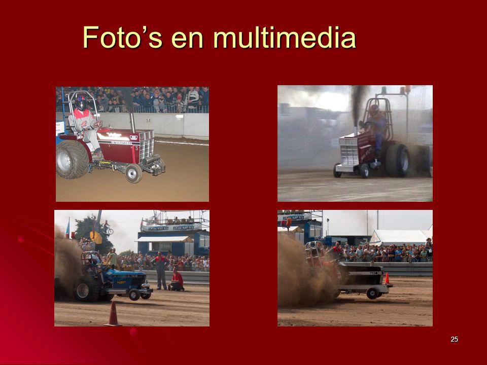 Foto's en multimedia