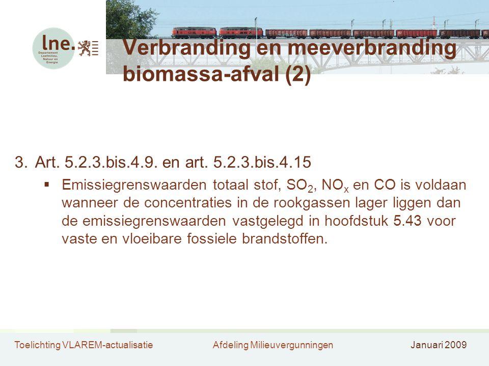 Verbranding en meeverbranding biomassa-afval (2)