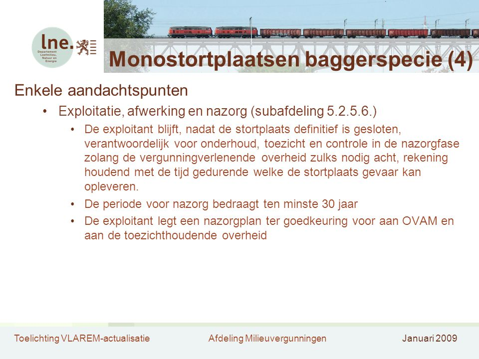Monostortplaatsen baggerspecie (4)