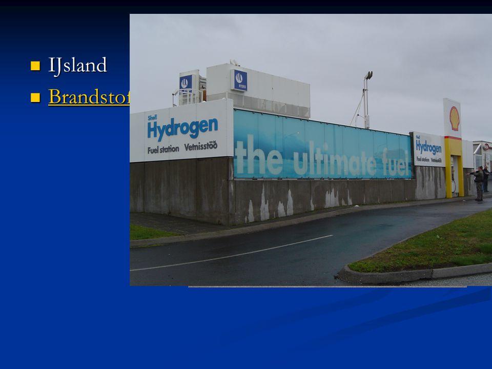 IJsland Brandstofcel