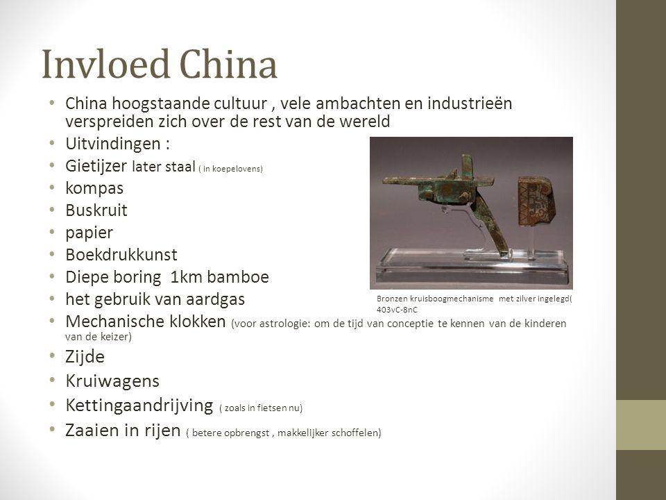 Invloed China Zijde Kruiwagens