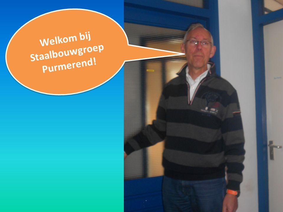 Welkom bij Staalbouwgroep Purmerend!