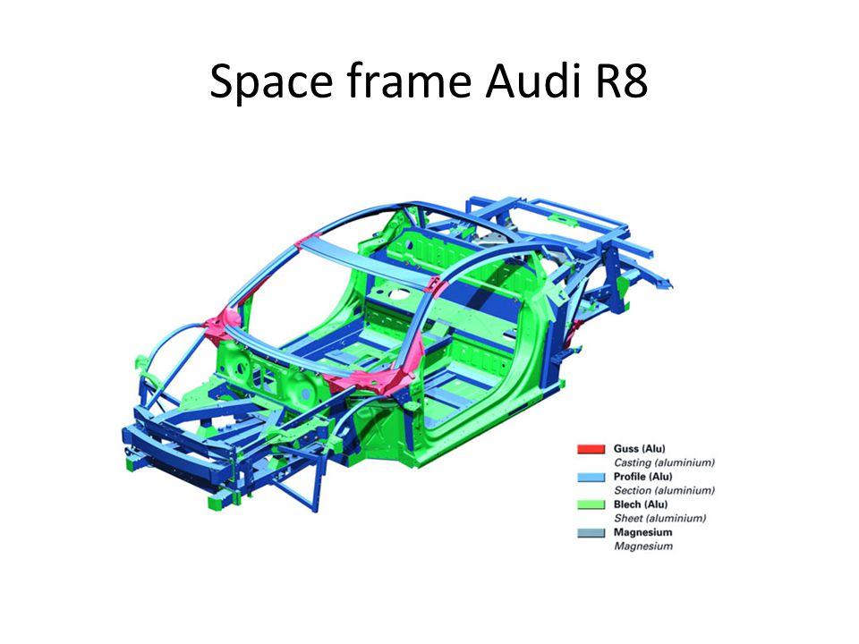 Space frame Audi R8