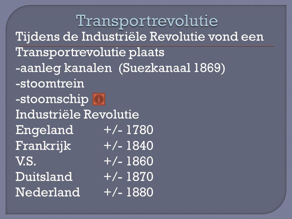 Transportrevolutie