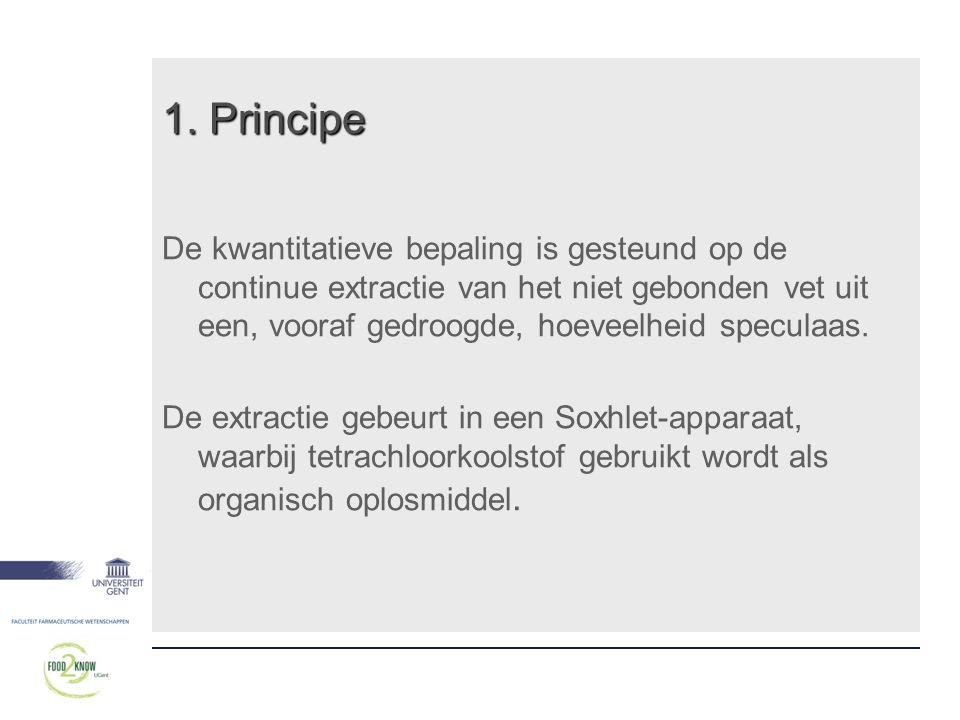 1. Principe
