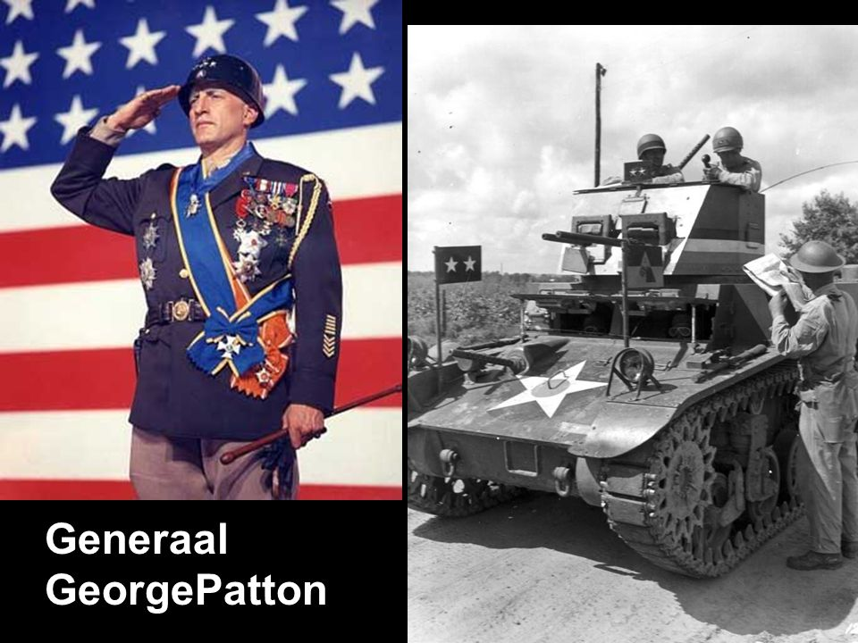 Generaal GeorgePatton