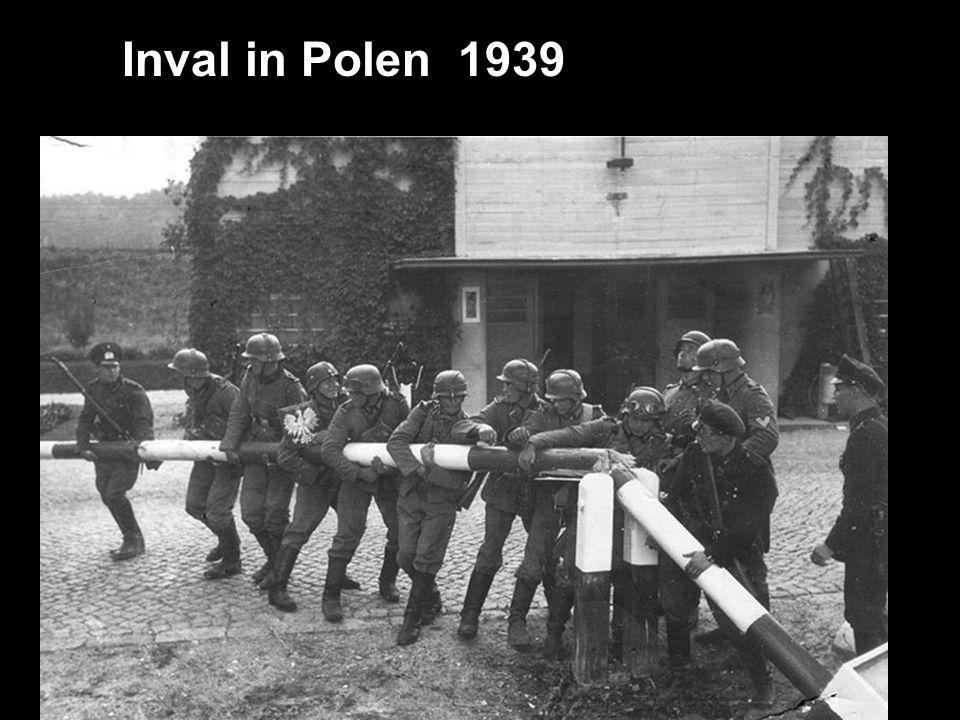 Inval in Polen 1939