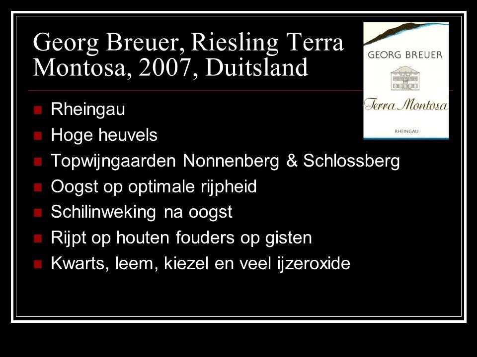 Georg Breuer, Riesling Terra Montosa, 2007, Duitsland