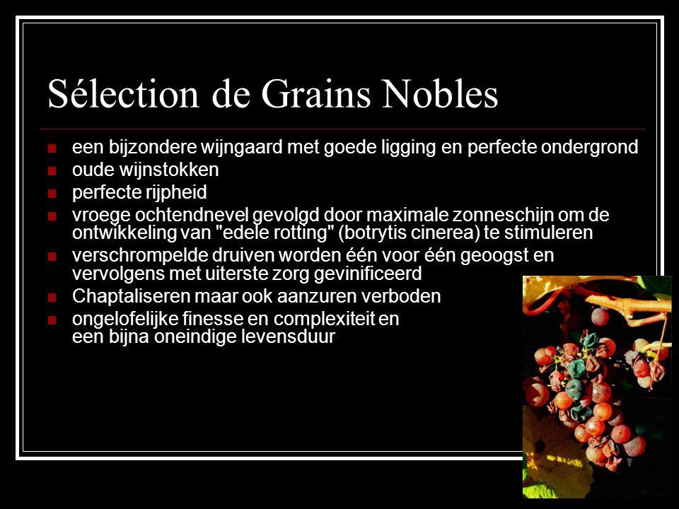 Sélection de Grains Nobles